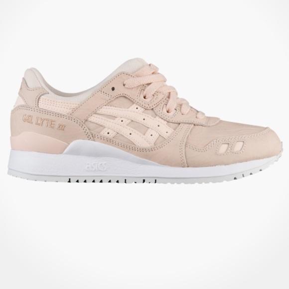 Asics Shoes | Asics Tiger Gellyte Iii Vanilla Cream | Poshmark